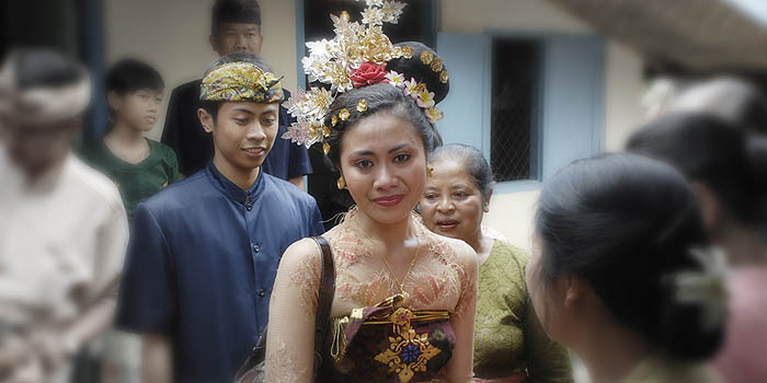 Bali Ceremonial Professional Pre Wedding Photography