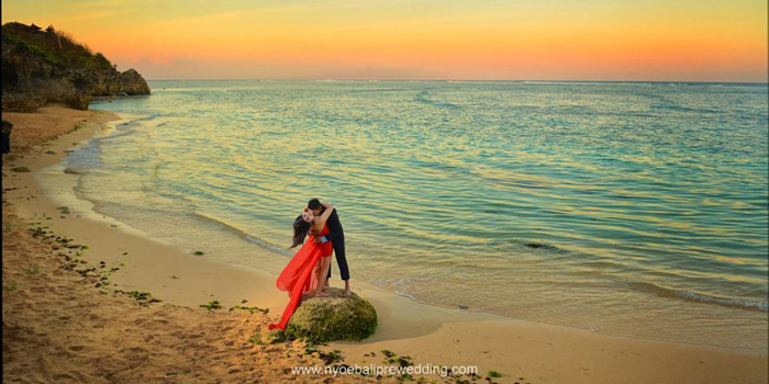 Dewi and Suman Professional Bali Pre Wedding Photography