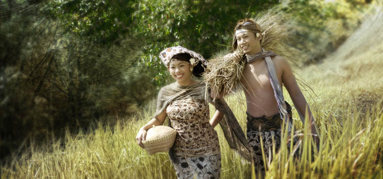 Mei and Shita Professional Bali Pre Wedding Photography